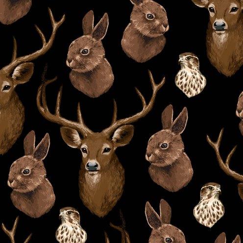 Babushka deer