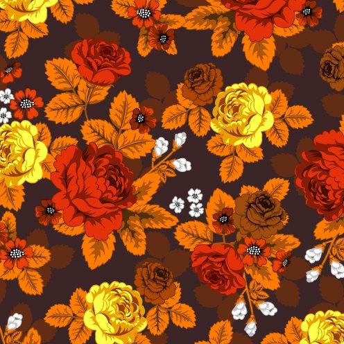 Babushka roses